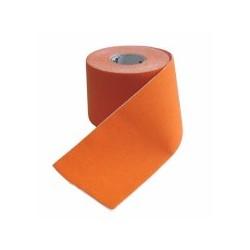 Tape kinezio 5x5m oranžový