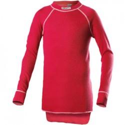 Craft Pro Zero triko dlouhý rukáv red women S 199895
