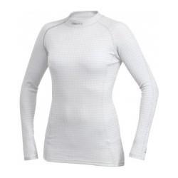 Craft Zero Extreme triko dlouhý rukáv white/navy print women M 1900245
