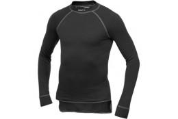 Craft Zero triko dlouhý rukáv stojáček black men XL 194004