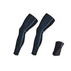 Návleky nohy AS-9 černá