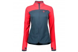 Scott Jacket W's Defined Tech melon red/nightfall blue M