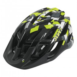 Scott Spunto black lime green 50-56cm