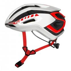 Scott Helmet Centric PLUS white/red M 55-59cm