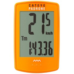 CC Cateye Padrone orange PA100W