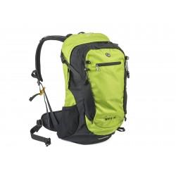 Batoh A-B Twister X7 černá/zelená