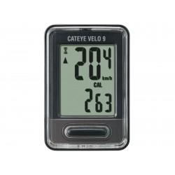 CC Cateye Velo 9 black VL820