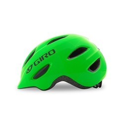 Giro Scamp green/lime lines XS 45-49cm