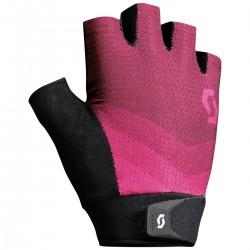 Scott Glove W's Essential SF tibetan red/azalea pink M