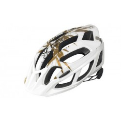Scott Karma Contessa white/gold L 59-61cm