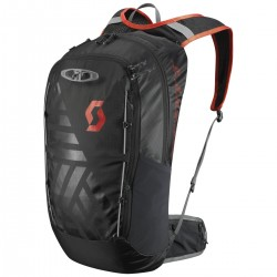 Scott Pack Trail Lite FR' 22 caviar black/fiery red