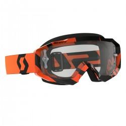 Scott Goggle Hustle MX black/orange clear works