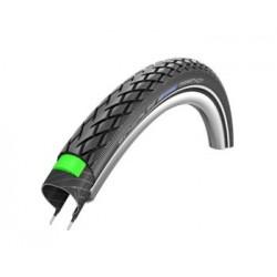 Schwalbe plášť Marathon 47-622 GreenGuard černá+reflexní pruh