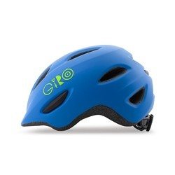 Giro Scamp mat blue/lime XS 45-49cm