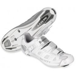 Scott Road Pro Lady white/silver gloss 38