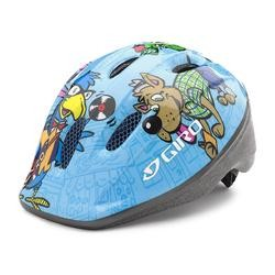Giro Rodeo-light blue animals 50-55cm