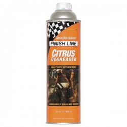 Finish Line Citrus Degreaser 600ml lahev