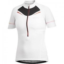 Craft Elite Bike Jersey W white/black M 1901933