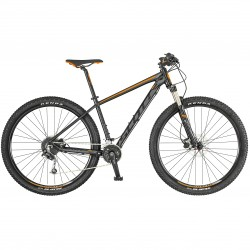 Scott Aspect 730 black/orange 2019 S