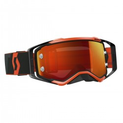 Scott Prospect black/fluo orange orange chrome works