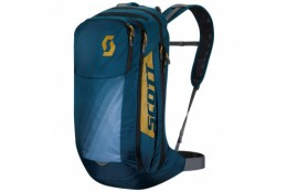 Scott Pack Trail Rocket Evo FR'24 legion blue/ochre yellow