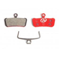 Brzdové destičky ABS-67 Avid Guide červená