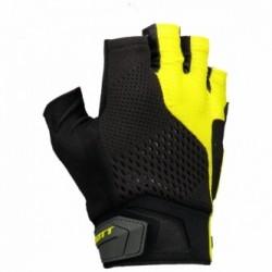 Scott Glove Perform Gel SF black/sulphur yellow M