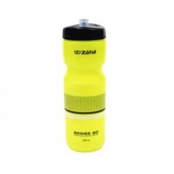 Zefal lahev Sense M80 new žlutá/černá,bílá