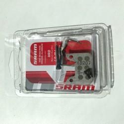 Brzd.destičky organické/hliník pro siln.disk.brzdy SRAM a brzdy Level Ultimate a Level TLM