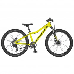 Scott Scale 24 Disc yellow/black 2020