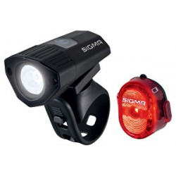 Sada světel SIGMA Buster 100 a Nugget II