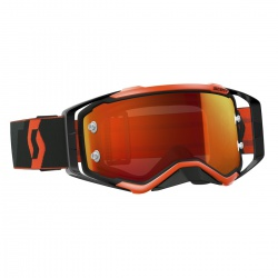 Scott Prospect black/fluo orange orange chrome works