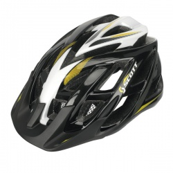 Scott Spunto black/white 50-56cm