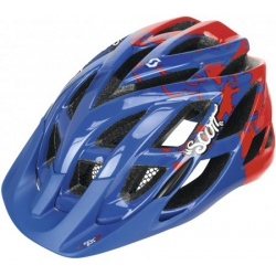 Scott Spunto blue/red 50-56cm