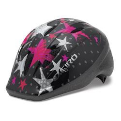 Giro Rodeo-black/ pink stars 50-55cm