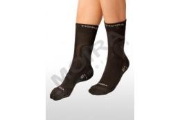 Moira EKS2 ponožky černo-šedá 8-9