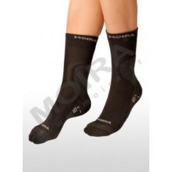 Moira EKS2 ponožky černo-šedá 10-11