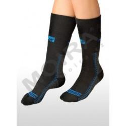 Moira Thermo set ponožky černo-modrá 10-11