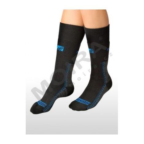 Moira Thermo set ponožky černo-modrá 10-11 dc360c563f