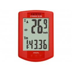 CC Cateye Strada Wireless MTB red RD310W