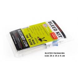 Bleed Kit BK-28040 Premium Sram/Avid/Formula + Liqui moly 250ml