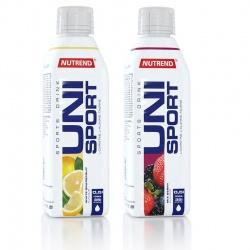 Nutrend Uni Sport 0.5l white grapefruit