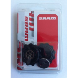 Kladky 04-09 X7/Dual Drive27, SX5, 08-09 X5 Rear Derailleur PulleyKit Qty 2 SRAM