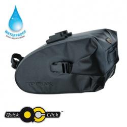 Topeak Wedge Dry Bag Large podsedlová brašna černá Quick Click