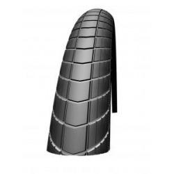 Schwalbe plášť Big Apple 26x2.0 RaceGuard černá+reflexní pruh