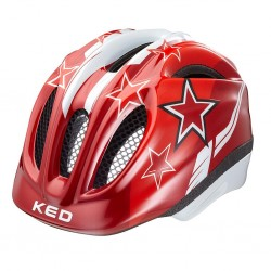 Ked Meggy red stars M 52-58cm