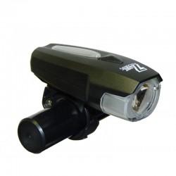 Smart Polaris 7lux přední světlo černá