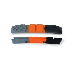 Gumy ABS - 3CC - P ! černá/oranžová/šedá