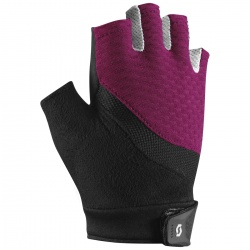 Scott Glove W´s Essential SF black/plum violet XS