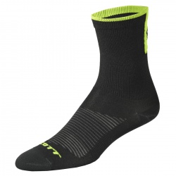 Scott Sock Road long black/neon yellow 42-44